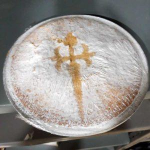 Torta de Santiago